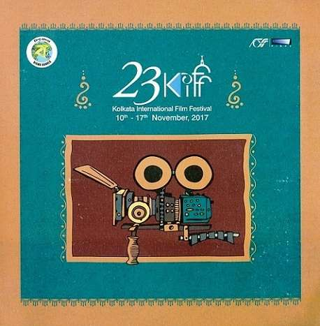 23 Kolkata International Film Festival, 10th-17th Nov. 2016, ed. by Yadab Mondal