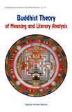Buddhist theory of meaning and literary analysis