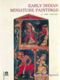 Early Indian miniature paintings: C.1000-1550 AD