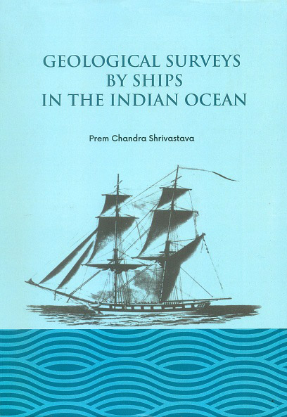Geological surveys by ships in the Indian ocean