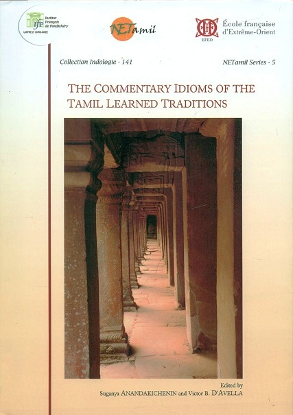 The commentary idioms of the Tamil learned traditions