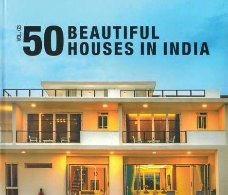 50 beautiful houses in India, Vol. 3, comp. by Sejal Entertainment & Media India Ltd
