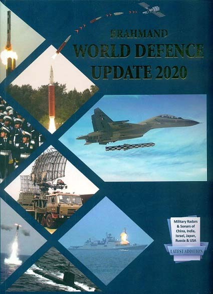 Brahmand: world defence update 2020, foreword by Rajnath Singh