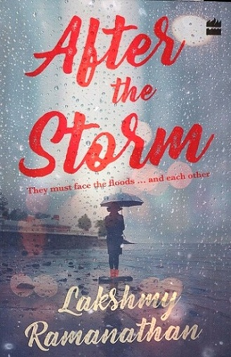 After the storm: they must face the floods ... and each other