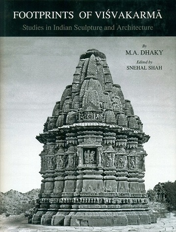 Footprints of Visvakarma: studies in Indiian sculpture and architecture