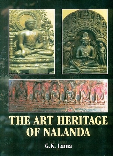 The art heritage of Nalanda