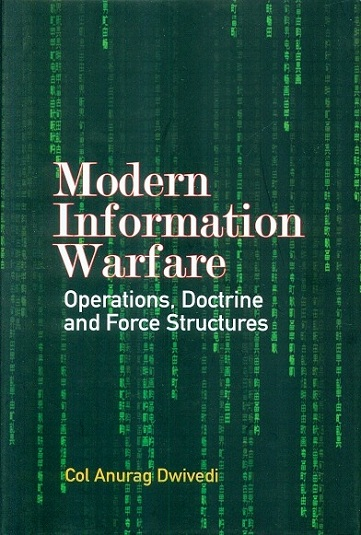 Modern information warfare: operations, doctrine and force structures