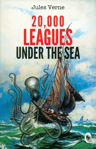 20,000 leagues under the sea, tr. from the original French by F.P. Walter