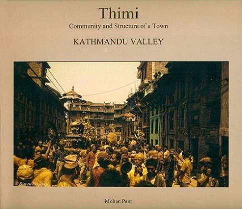 Thimi, community and structure of a town: Kathmandu Valley