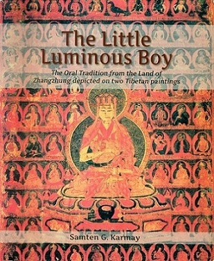 The little luminous boy: the oral tradition from the land of Zhangzhung depicted on two Tibetan paintings